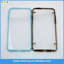 Latest product OEM quality cell phone light case for iphone 5 China wholesale