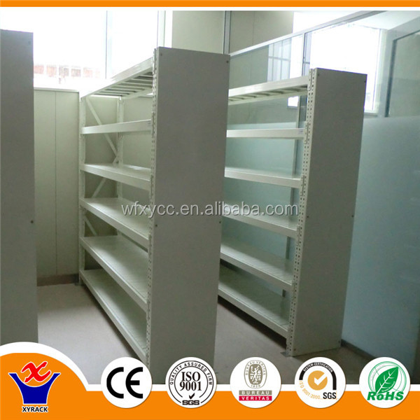 stainless steel long span storage wire shelving
