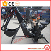 25hp china supplier mini garden tractor with front loader prices