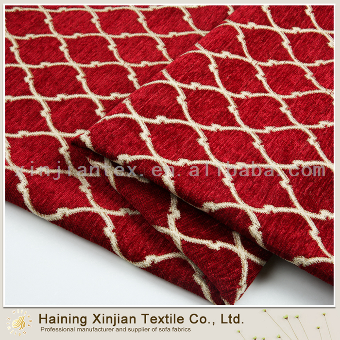 100 polyester material sofa cover fabric price