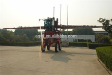 3 meters high clearance liftable GPS self propelled automatic boom sprayer with tank 1000L 2000L and air conditioner cabin