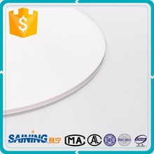 6mm round frosted PC light diffuser LED plastic sheet,polycarbonate LED diffustion sheets