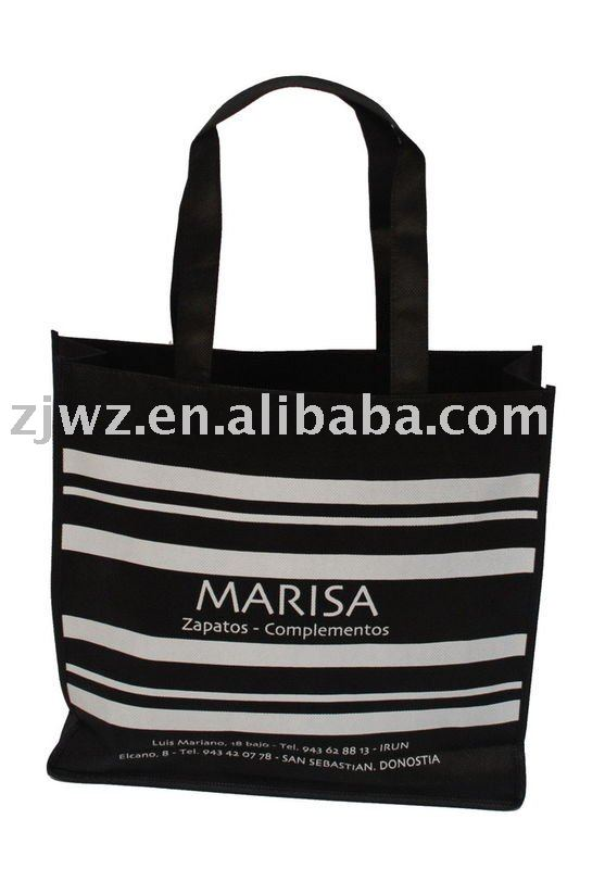2011 spring popular canvas bag