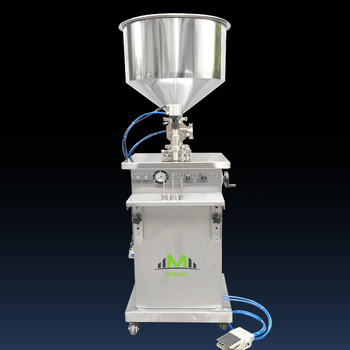 liquid shampoo shower jel filling machine