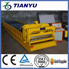 Promotional seaming roofing sheet metal roofing tile making machine roller former