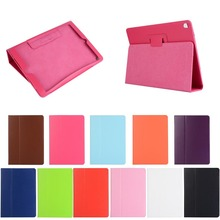For iPad Pro 10.5 protective case, High Quality Litchi Pattern Leather Flip Cover Cases for iPad Pro 10.5