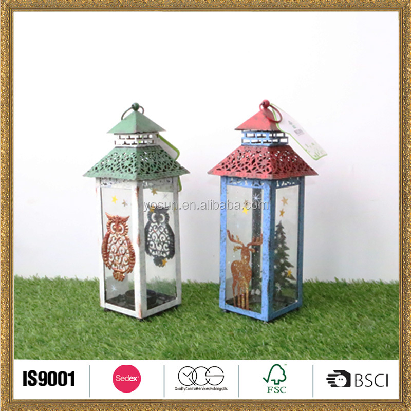 holiday christmas luxury high end lantern party decorations