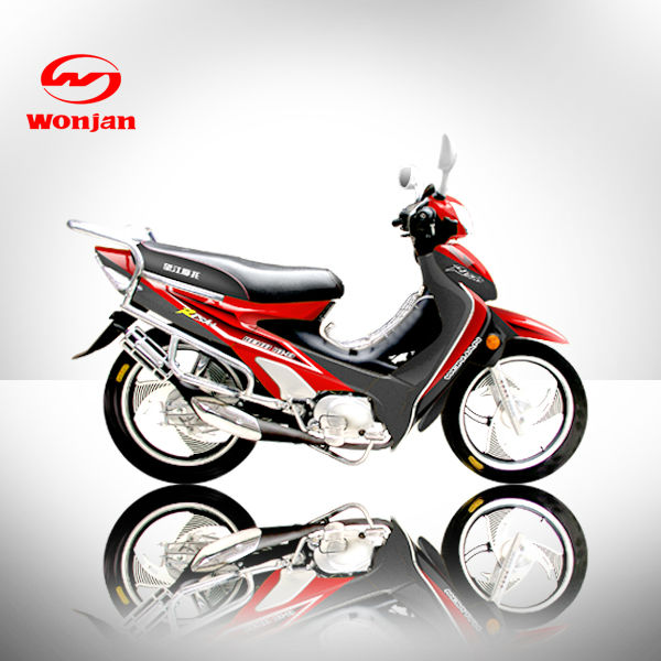 Chinese WONJAN - SUZUKI 110cc Super Cub bikes with EEC OEM for sale