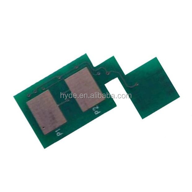 Compatible 45460503 reset toner chips for OKIs ES7131 printer