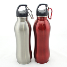 V700 ml stainless steel sports joyshaker cup China customized logo colorful water bottle canteen