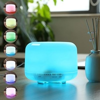 Purifier Mute Unique Ultrasonic Auto / Car Aromatherapy Essential Oil Diffuser