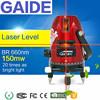 BR 660nm 150mw 90 degree laser level construction tools OEM