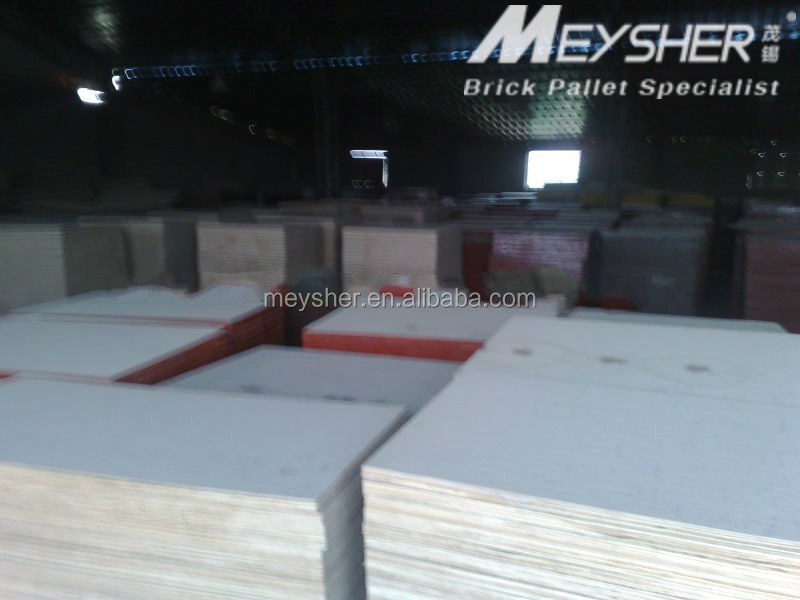 Hot Sale High Quality Pvc Pallet For Brick Machine Or Block Machinery