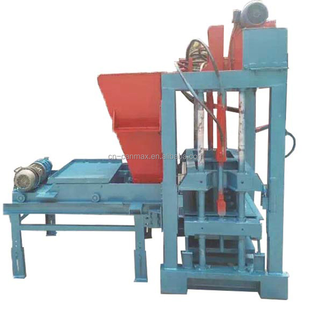QT4-25BH New mixing design brick making machine in china, brick making machine for sale uk