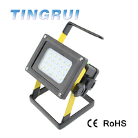 Rechargeable Outdoor Floodlight Project Lamp working led light manufacturer