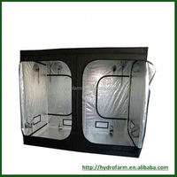 reflective mylar hydroponic system greenhouse plant growing tent/hunting blind