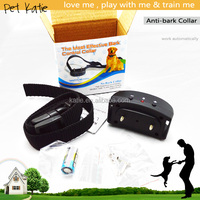 Control Barking Dog Training Products Pet Electronic Vibrate Collar