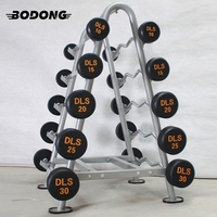 Best sell gym club bodybuilding 5kg 10kg 15kg 25kg 50kg weightlifting dumbbell barbell set