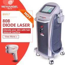 Promotion price 808 beauty machine laser hair removal system with user manual