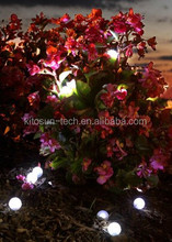 Best-selling Mini Floating LED Fairy Pearl Lights with Firefly Effect merry Thanksgiving day/Christmas/Wedding decoration