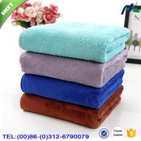 Wholesale 80% Polyester 20% Polyamide Microfiber Bath Towel / Printed Microfiber Beach Towel