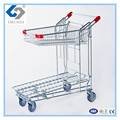 Usabale and multifunction cargo trolley