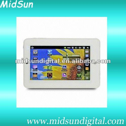Low Price 7 inch Android 2.3 Allwinner Cortex A10 Capacitive Screen Tablet pc 1.5GHz CPU Camera HDMI