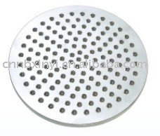 sanitary ware rain shower head
