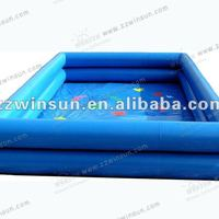 Commercial Grade Durable Pvc Inflatable Plastic