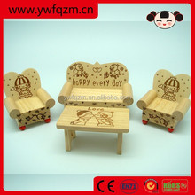 Fanny Wooden House Furnishing Model Toys