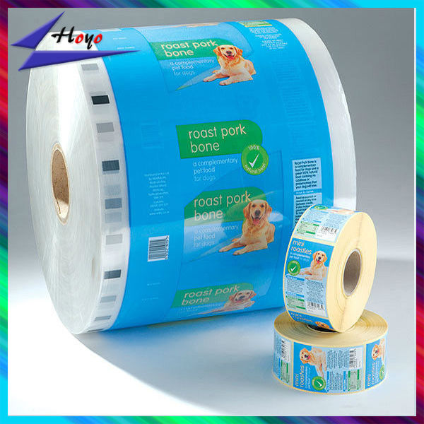 Aluminum Foil Sealing Film for Dairy Products Packaging