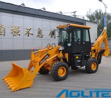 20.5-16 tire size toward backhoe loader with CE