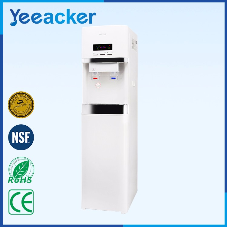 Electronic Floor Standing hot and Water Dispenser with Storage cabinet