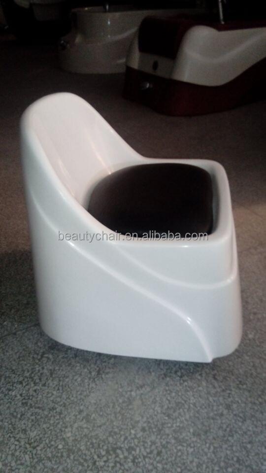 wei e farbe der manik r hocker acryl manik re stuhl. Black Bedroom Furniture Sets. Home Design Ideas
