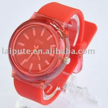 2012 new style OTM silicon watch IS090