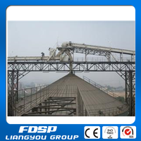 Durable Quality Feed Machinery Grain Storage steel silo