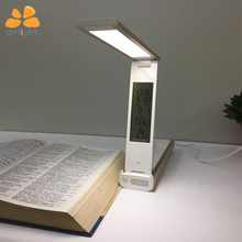 Good Quality Aluminium Alloy Body Touch Sensor Desk Light Dimming Nail Foldable Led Table Lamp