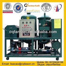 Hydraulic Oil Purifier / Lube Oil Recycling /Engine Oil Recycling