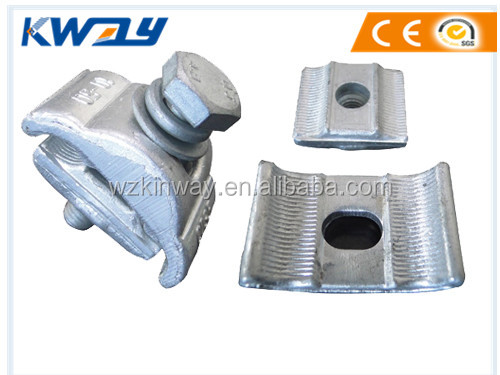 Aluminum parallel groove clamp PG clamp(APG-C2(AL16-150))