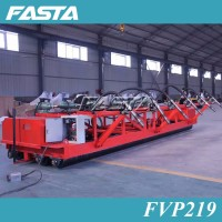 Vibration asphalt road paver