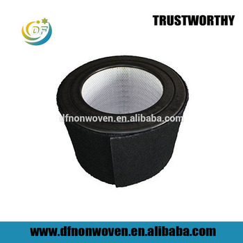 China factory price air conditioner or air purifier replacement carbon fiber sheet prefilter factory