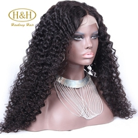 Sexy Curly 4x4 Silk Base Full Lace Wig Glueless/Full Lace Silk Top Human Hair Wigs for Black Women Baby Hair Natural