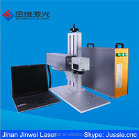 Smart and Strong enough 10w 20w 30w 40w 50w fiber laser marking machine for sale