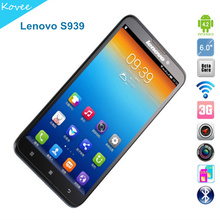 "Hot sell 6.0"" 3G lenovo s939 wholesale mobile phone"
