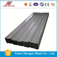 types of roof covering 0.30mm*914mm z18g galvanized steel roofing sheet