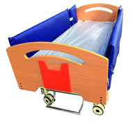 American-Style,Extra-Low Electric Home Care Bed