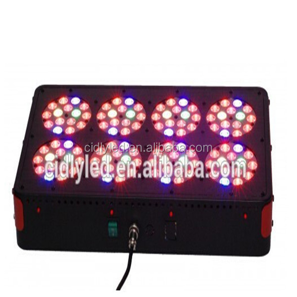 Cidly hydroponic growing systems seedling LED light system 300W 120 piece 3W