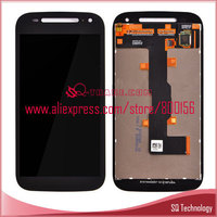 Smartphone for Motorola for Moto E2 LCD with Touch Screen Assembly black