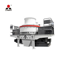 Heavy equipment crusher, vsi series quartz plant , granite sand making machine