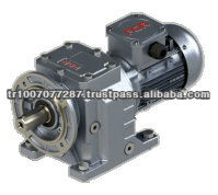 A / F Series AF 252 Helical Gearbox - Reducer